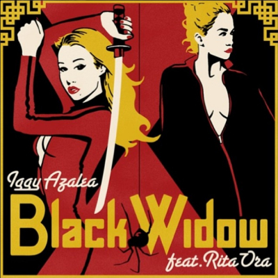 Iggy Azalea « Black Widow » feat Rita Ora