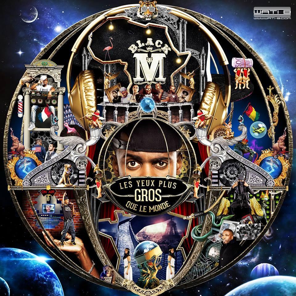 Black M «Je Ne Dirai Rien» feat The Shin Sekai