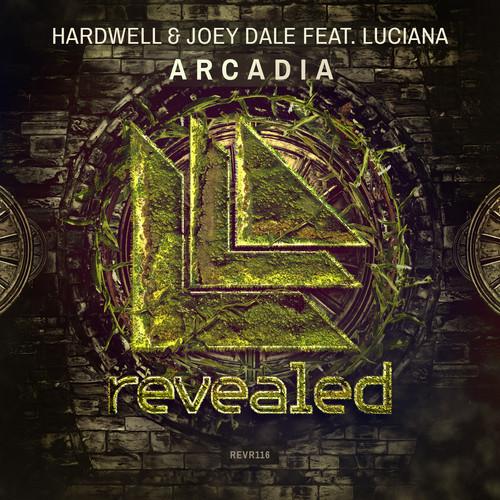 Hardwell «Arcadia» feat Luciana