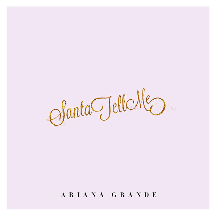Ariana Grande «Santa Tell Me»