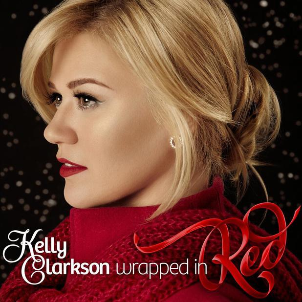 Kelly Clarkson « Wrapped In Red »