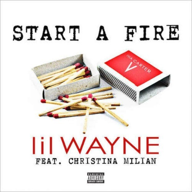 Lil Wayne « Start A Fire » feat Christina Milian