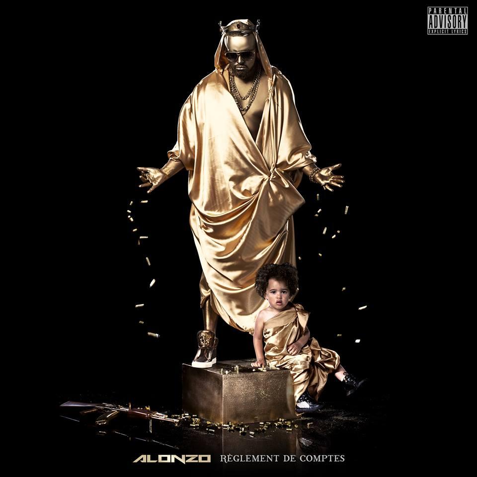 Alonzo «Dans Son Sac» feat Maitre Gims