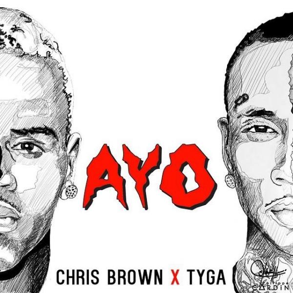Chris Brown «Ayo» feat Tyga