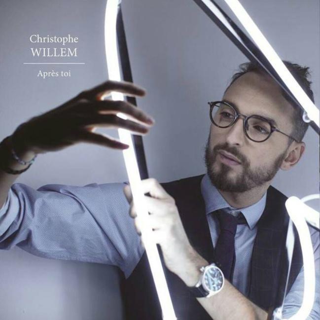Christophe Willem «Après Toi»