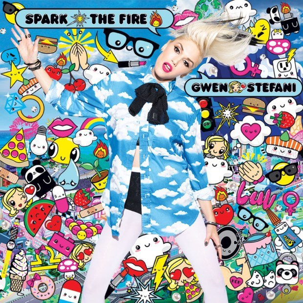 Gwen Stefani « Spark The Fire » feat Pharrell Williams