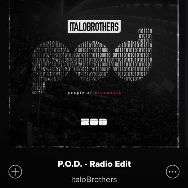 Italobrothers «P.O.D»