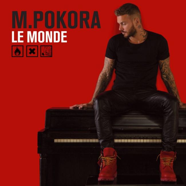 M. Pokora «Le Monde»