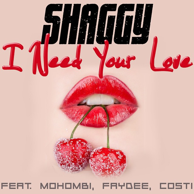 Shaggy « I Need Your Love » feat Mohombi
