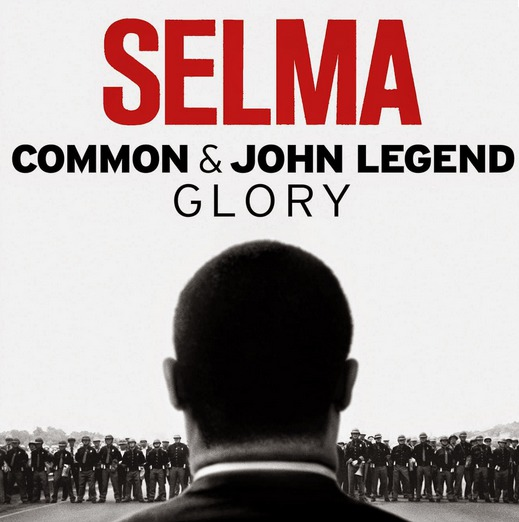 John Legend « Glory » (Selma) & Common