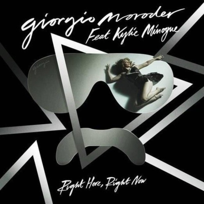 Giorgio Moroder « Right Here Right Now » feat Kylie Minogue