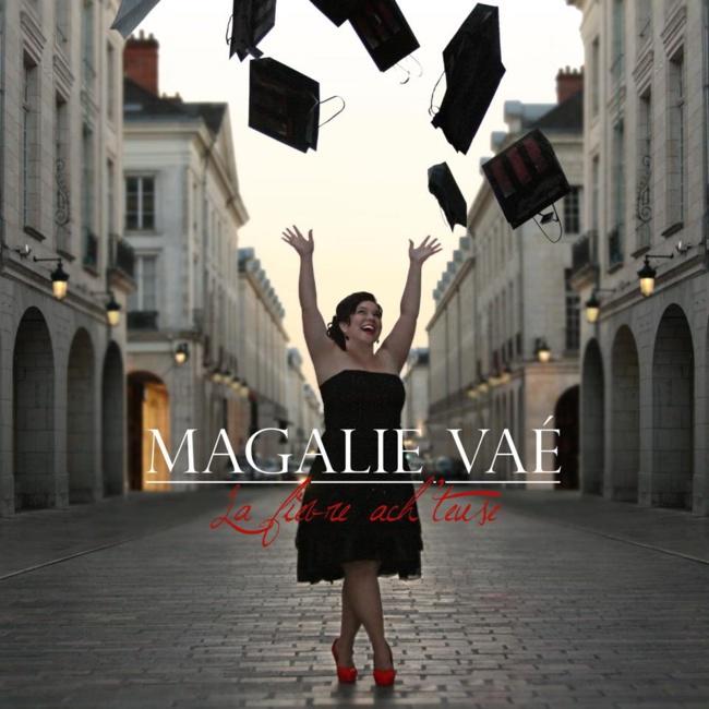 Magalie Vaé «La Fièvre Acheteuse»