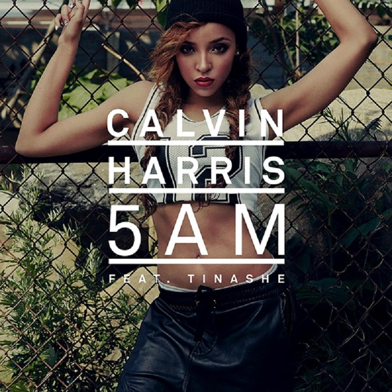 Calvin Harris « 5 AM » feat Tinashe