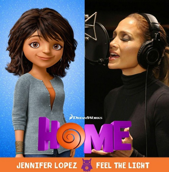 Jennifer Lopez « Feel The Light » (En Route)