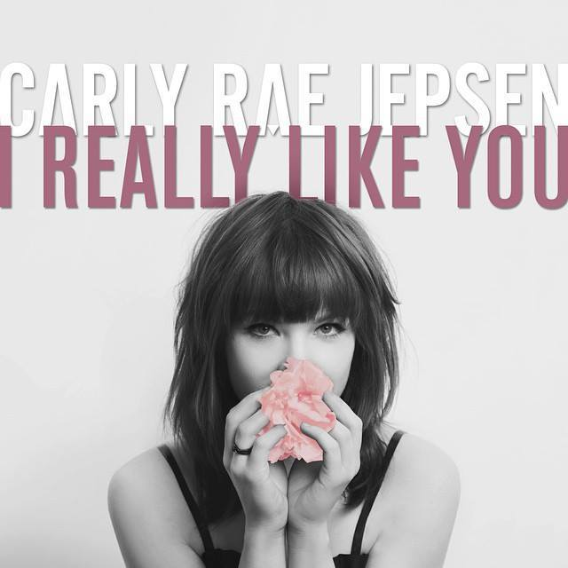 Carly Rae Jepsen « I Really Like You »