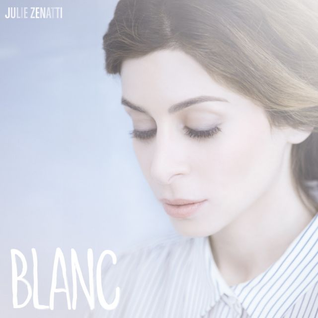 Julie zenatti blanc paroles for Lorie par la fenetre je regarde seul parole