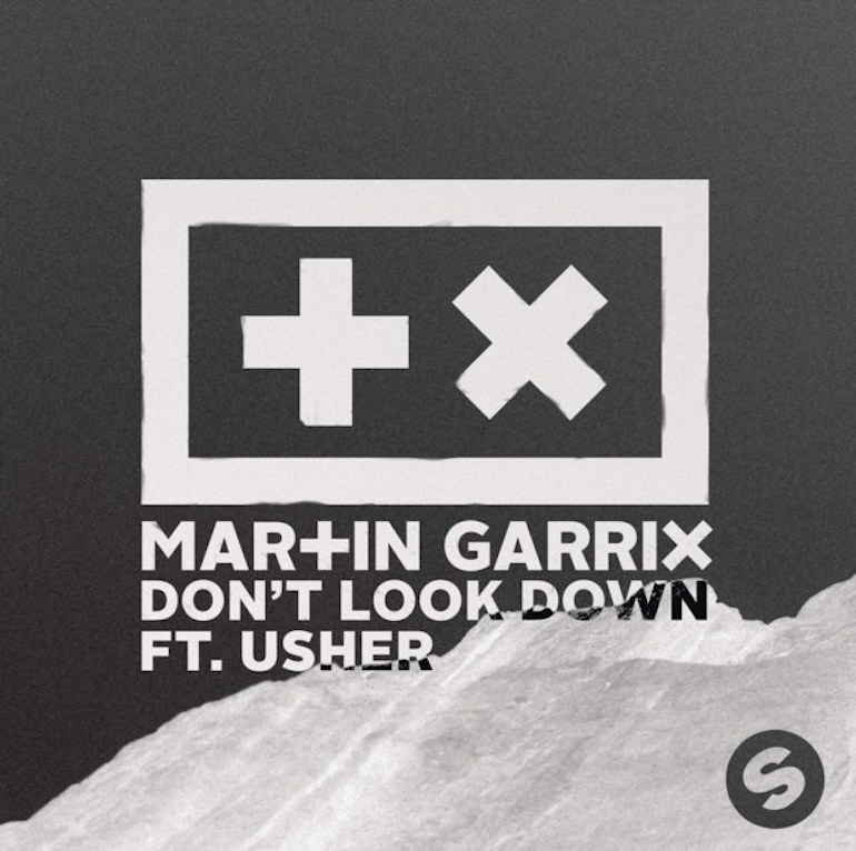 Martin Garrix « Don't Look Down » feat Usher