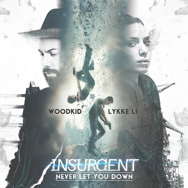Woodkid & Lykke Li «Never Let You Down» (Divergente 2)