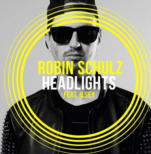 Robin Shulz «Headlights» feat Ilsey