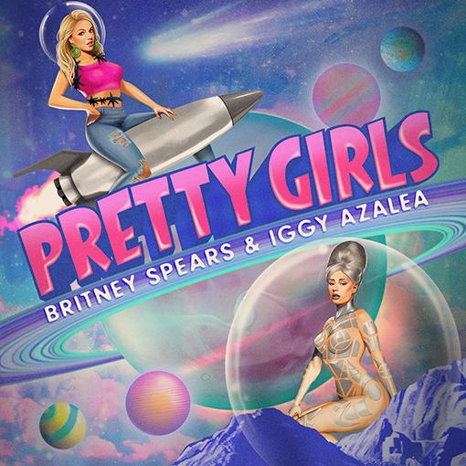 Britney Spears & Iggy Azalea «Pretty Girls»