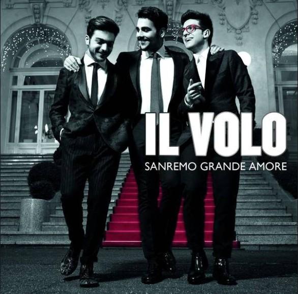 Il Volo «Grande Amore» (Eurovision Italie 2015)