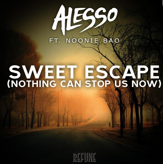 Alesso « Sweet Escape » feat Sirena