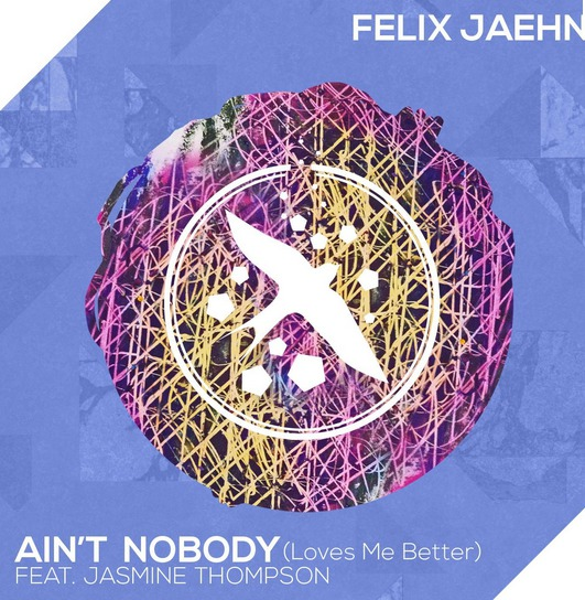 Felix Jaehn «Ain't Nobody» feat Jasmine Thompson