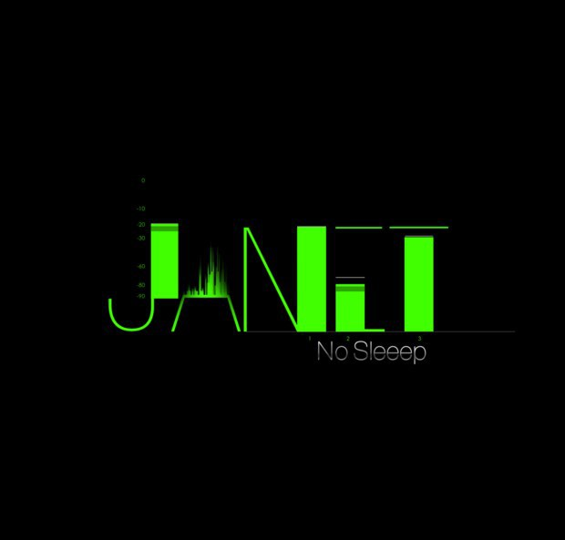 Janet Jackson « No Sleep »