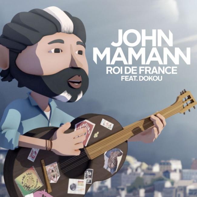 John Mamann «Roi de France» feat Dokou
