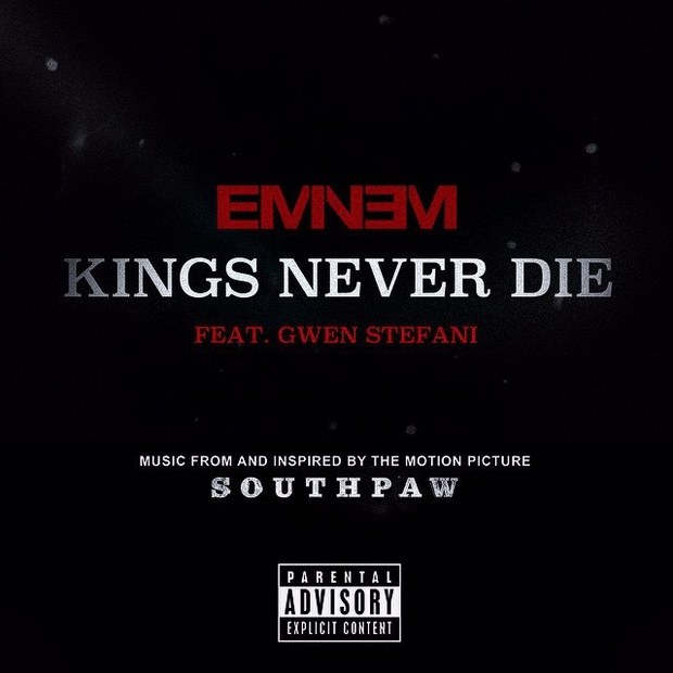 Eminem « Kings Never Die » feat Gwen Stefani