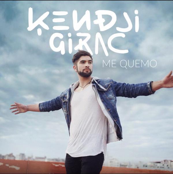 Top Kendji Girac | Conmigo | Paroles BU62