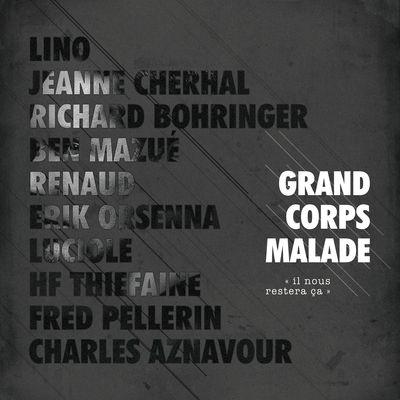 Il y rencontre Grand Corps Malade. on trouve dans la chanson L'heure des poètes, un hommage de Grand Corps Malade à Renaud au travers des paroles:.