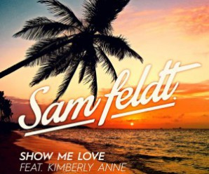 Sam Feldt « Show Me Love » (ft. Kimberly Anne)