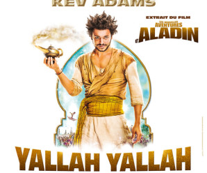 Kev Adams «Yallah Yallah» (l'arrivée d'Aladin)