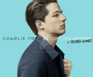Charlie Puth « We Don't Talk Anymore » ft. Selena Gomez