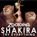 Shakira « Try Everything » (Zootopia)