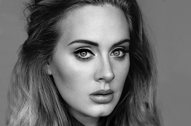 nomination Adele, NRJ Music Awards Adele, artiste internationale