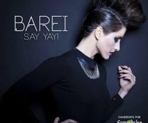 Barei «Say Yay!» (Eurovision 2016)