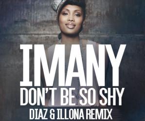 Imany – Don't Be So Shy (Filatov & Karas Remix)