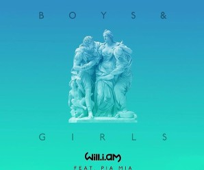 will.i.am – Boys & Girls ft. Pia Mia