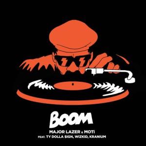 Boom (Feat. Ty Dolla $ign, Wizkid, & Kranium)