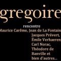 Grégoire «Les Point Sur les i» (Luc Bérimont)