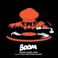 Major Lazer & MOTi – Boom (Feat. Ty Dolla $ign, Wizkid, & Kranium)